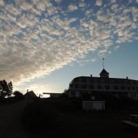 A Beautiful Monhegan Sky...