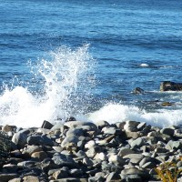 Waves - Port Clyde, Maine