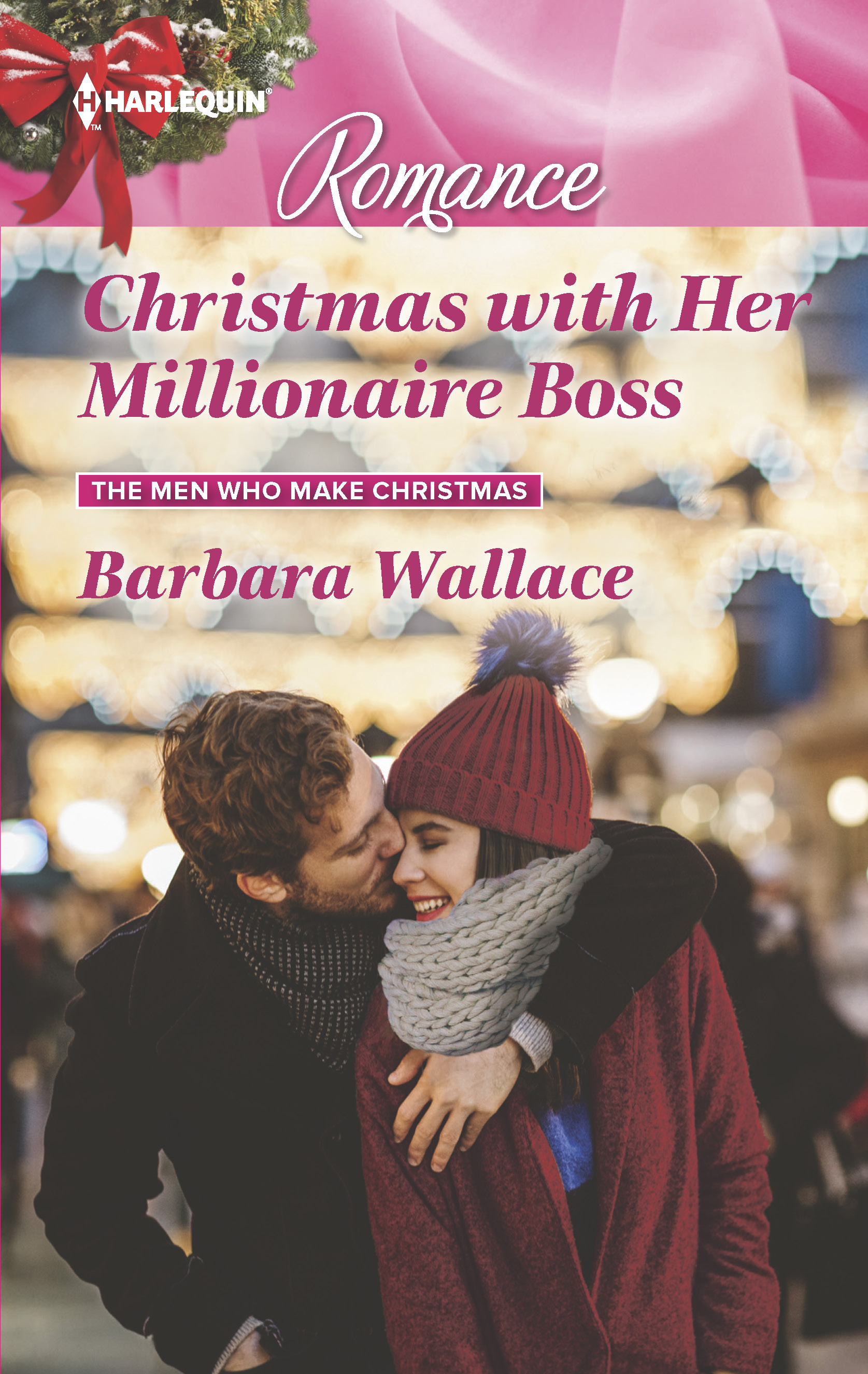 Read an Excerpt from Christmas with her Millionaire Boss