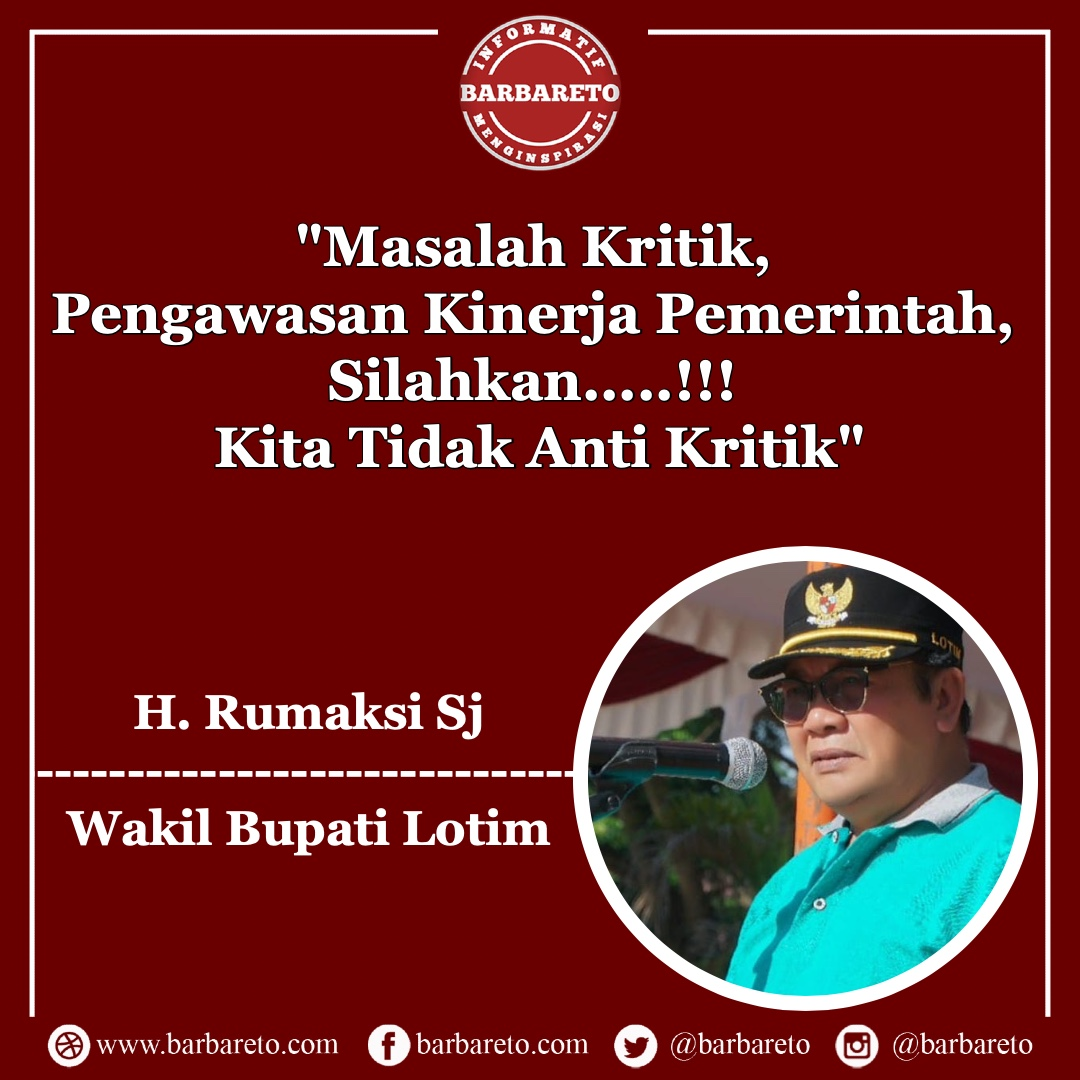 B-Quotes Today By H. Rumaksi Sj