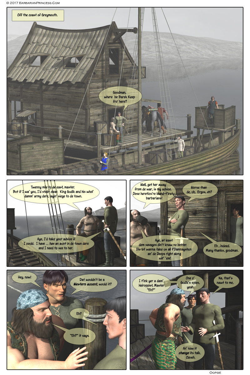 An Unfortunate Encounter – Page 1019