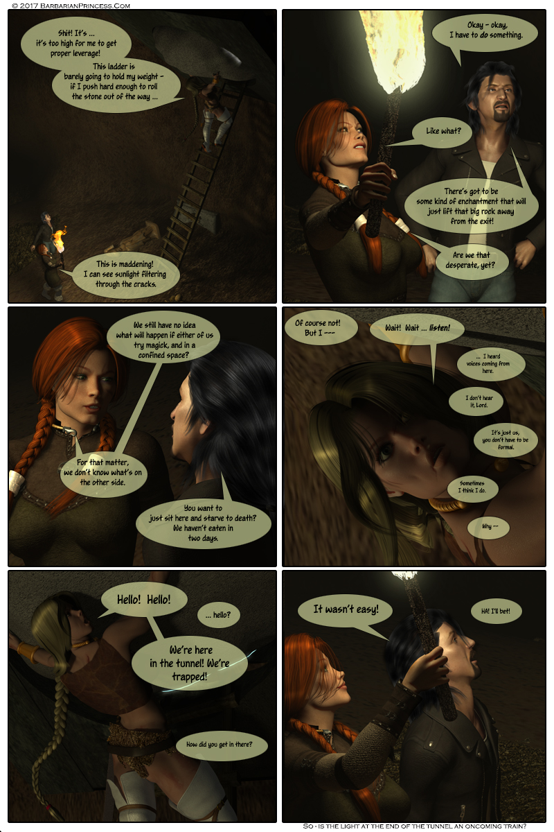 Light At The End Of The Tunnel – Page 1023