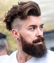 hipster haircut men