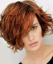 hairstyles bobs thick hair