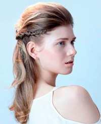 Cute Hairstyles For Medium Length Hair Braids - HairStyles