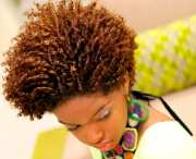 natural hairstyles african