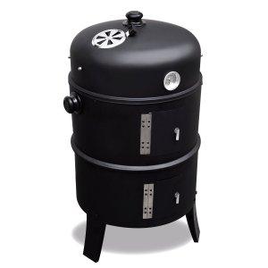 BBQ Grill/Smoker - Ø37 cm