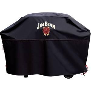 Barbecuehoes Jim Beam V2.0 Zwart Voor kleine barbecues S/M