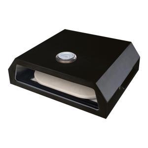 BBGrill: Pizza Steenoven Box - zwart