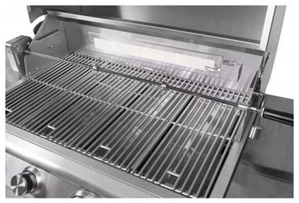 Blaze 40 Inch 5 Burner Gas Grill Rotisserie Kit
