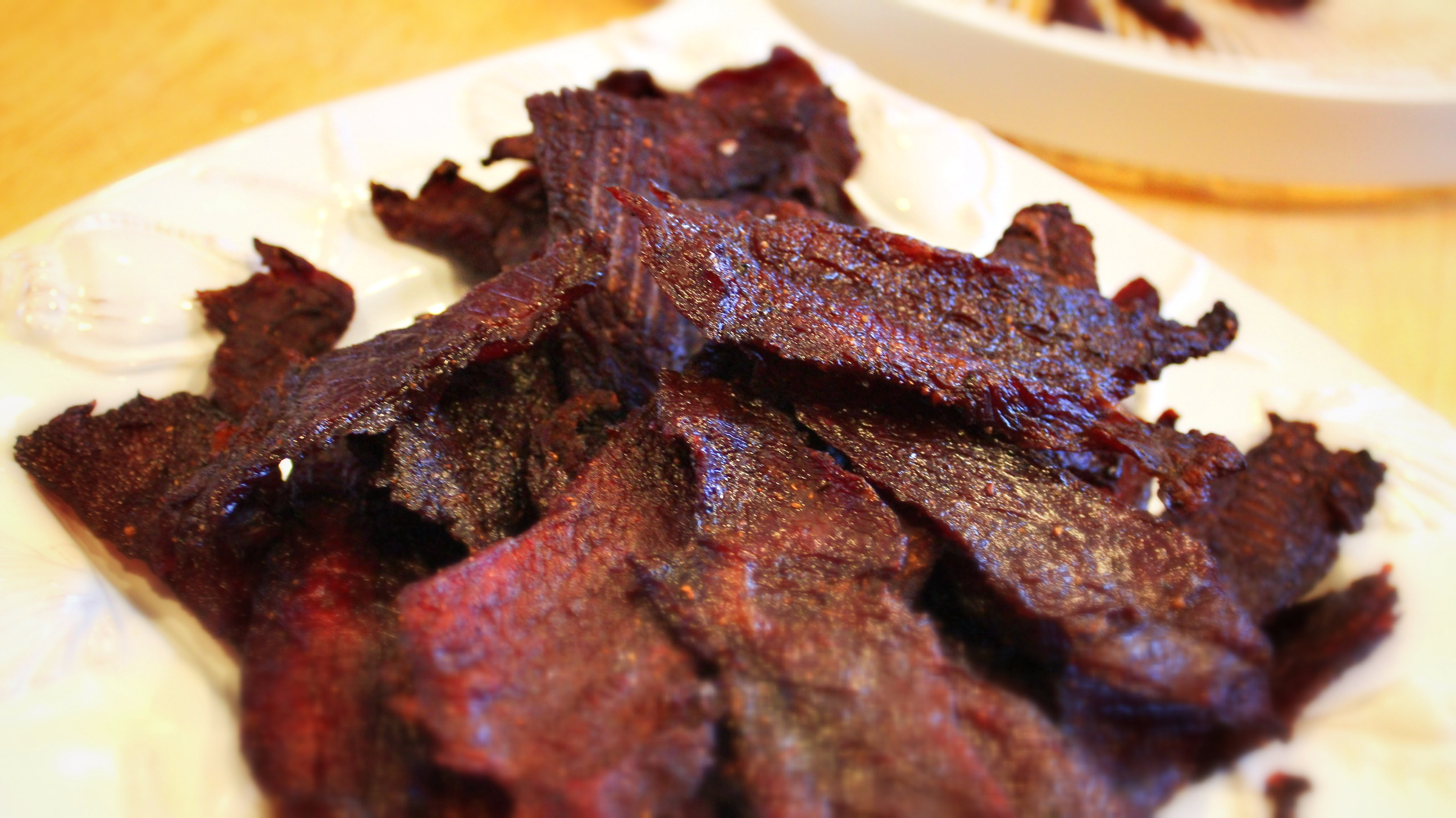 Beef Jerky How To Low and Slow - Barbecue Tricks