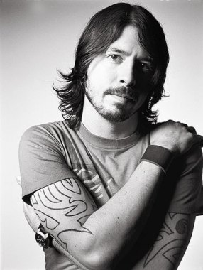 Dave Grohl pic