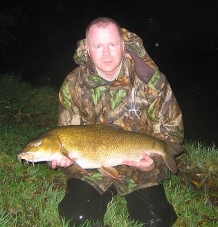 My P.B. Barbel, 14.11, Royalty 2005
