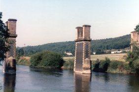 Dowles Railway Bridge, R Severn, Bewdley