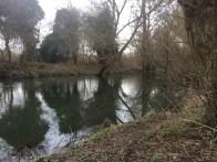 River Kennet, Hambridge