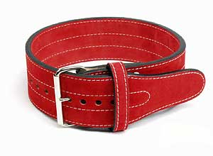 red inzer belt