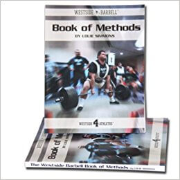 Westside barbell book of methods cover image