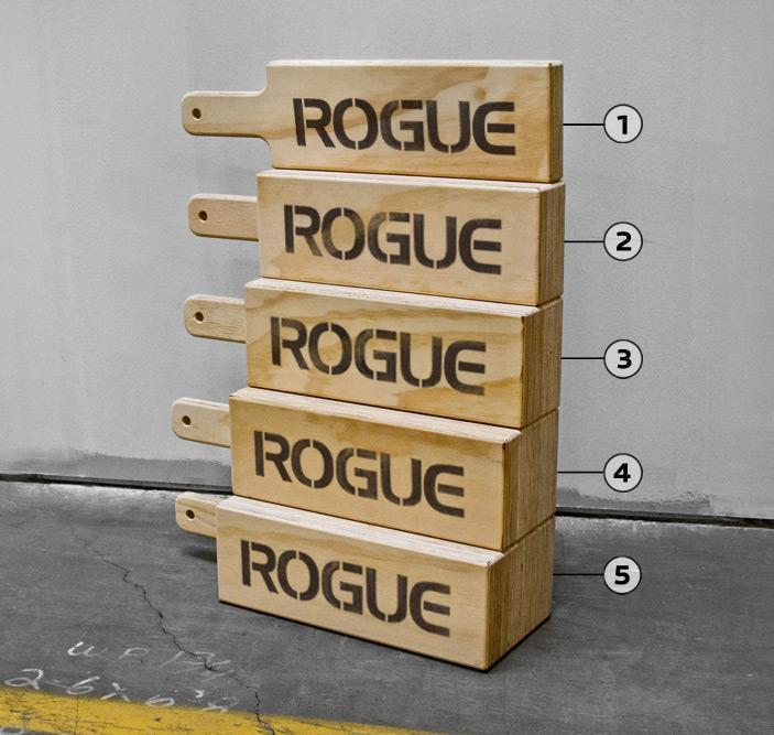 Rogue Fitness Bench Boards