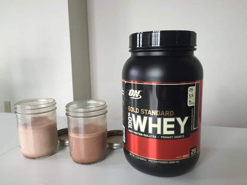 Optimum Nutrition Gold Standard Whey Protein Review Most