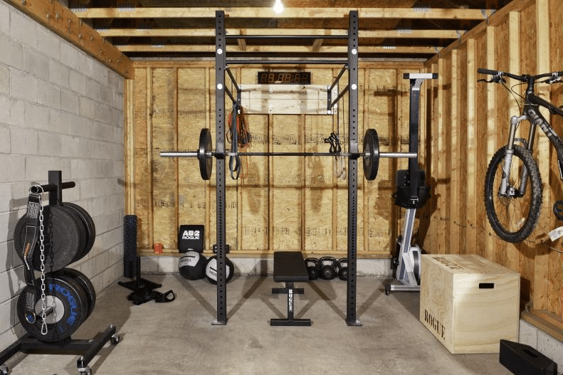 Rogue Fitness W 4 Garage Gym Review Barbend