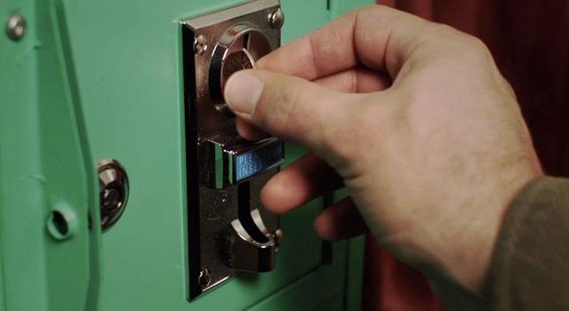 Biblio-Mat vending machine