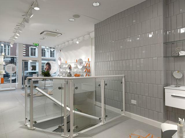 Orico London retail store design