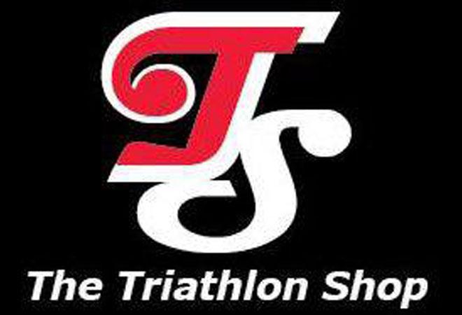 The Triathlon Shop  logo