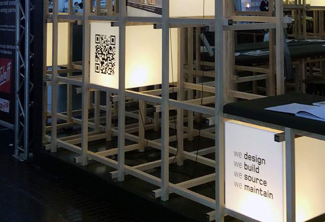 Euroshop display
