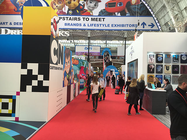 Brand Licensing Europe Event