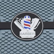 double edge blade mat barber