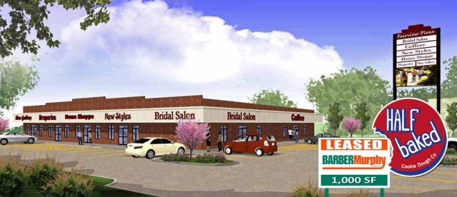 Image of Fairview Plaza Lease to Half Baked Cookie Dough