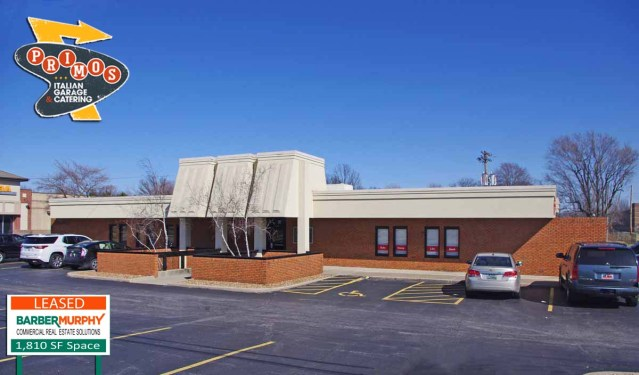 Image of 1,810 SF Commercial Space Leased in Edwardsville, IL