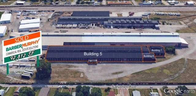 three building industrial complex in madison illinois
