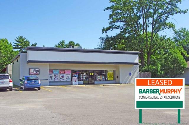 exterior of mirage liquor and tobacco store in o fallon illinois