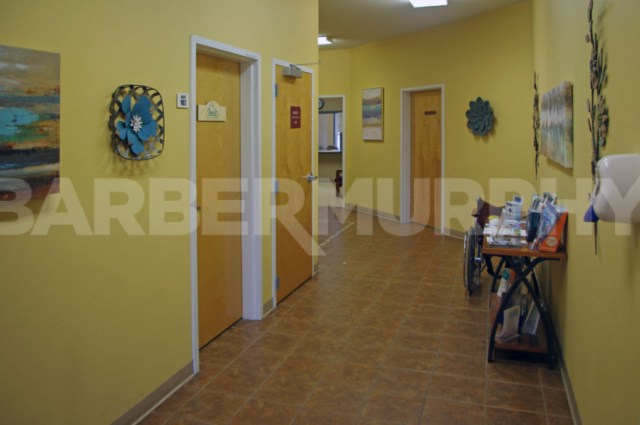 Interior Image for BJC Medical Side