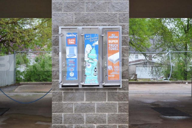 Image of Accessory Machine for Business Opportunity - Car Wash for Sale,  1020 Milton Rd, Alton, Illinois 62002, Madsion County