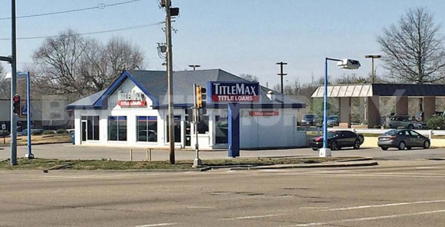 Building Image for Investment Property - 1,827 SF Office Building , TitleMax, 1718 North Illinois St, Swansea, Illinois