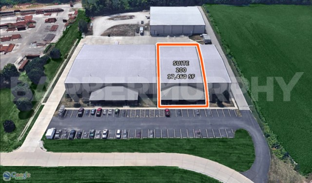 Image of Suite 200 Space - Office/Warehouse Space for Lease, 731 Prairie DuPont, Dupo, IL 62239