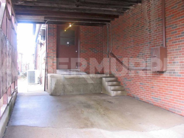 Image of loading dock,6,304 SF Commercial Building for Sale - Former Funeral Home