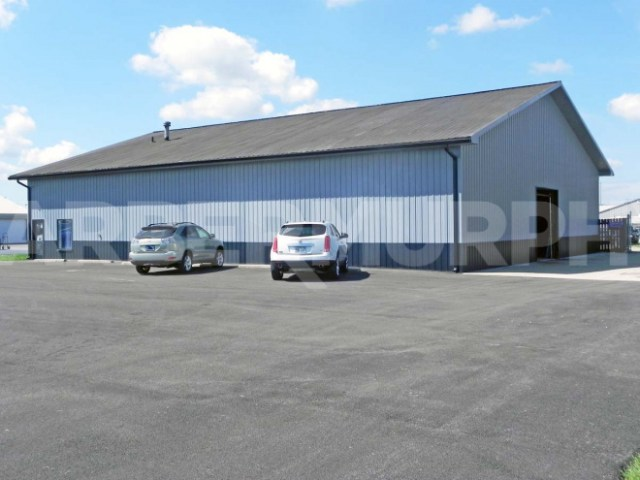 Exterior Image for 4,800 SF Office/Warehouse for Sale, 18 Schiber Crt, Maryville, IL 62062