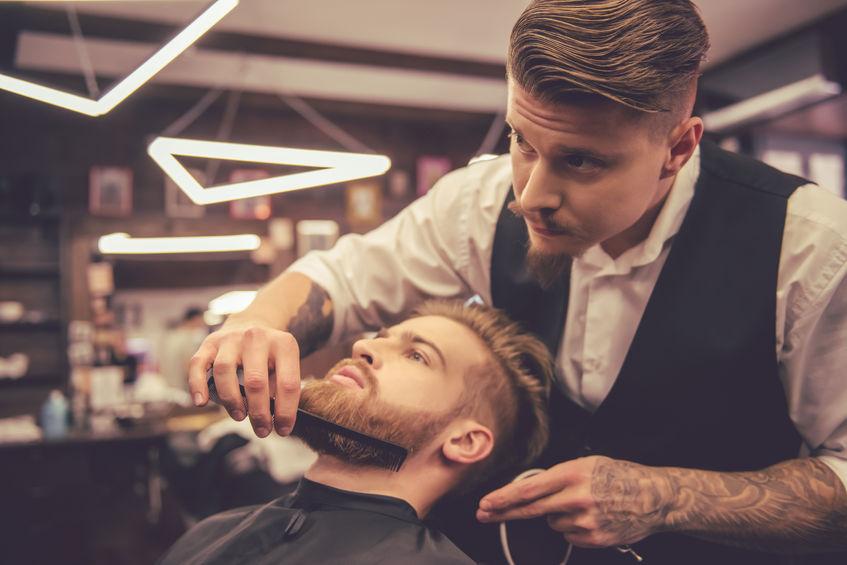 Der Bart Trimming Guide Barber Trends