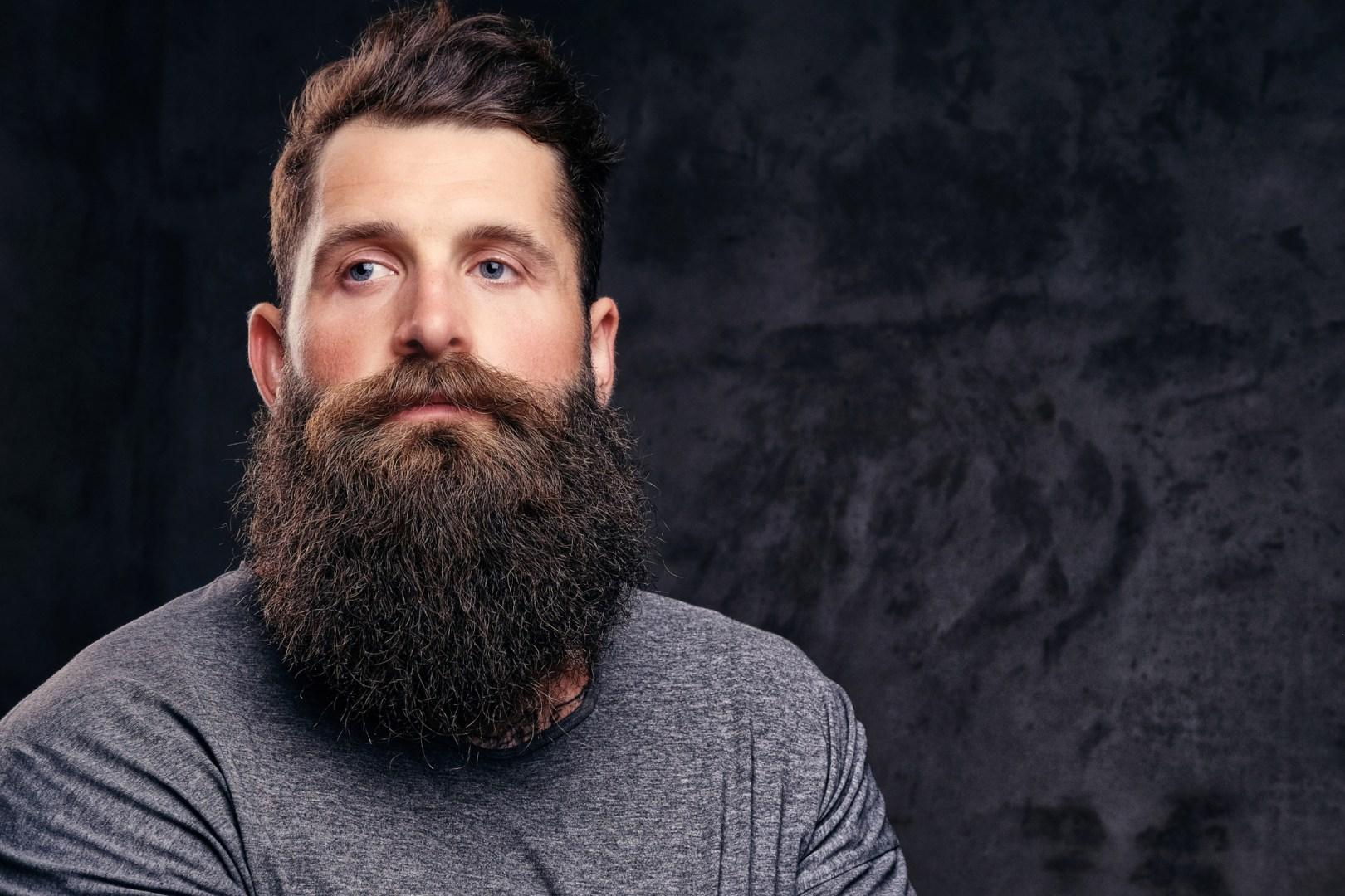 Tipps für einen volleren Bart