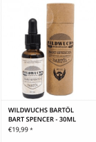 Wildwuchs Bartöl-Shop