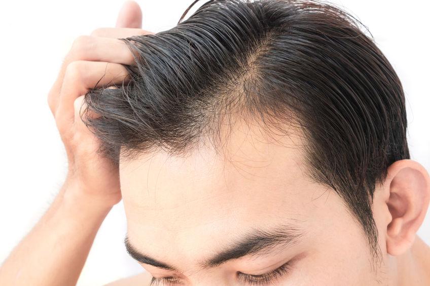 Frisuren fur manner mit lichtem haar
