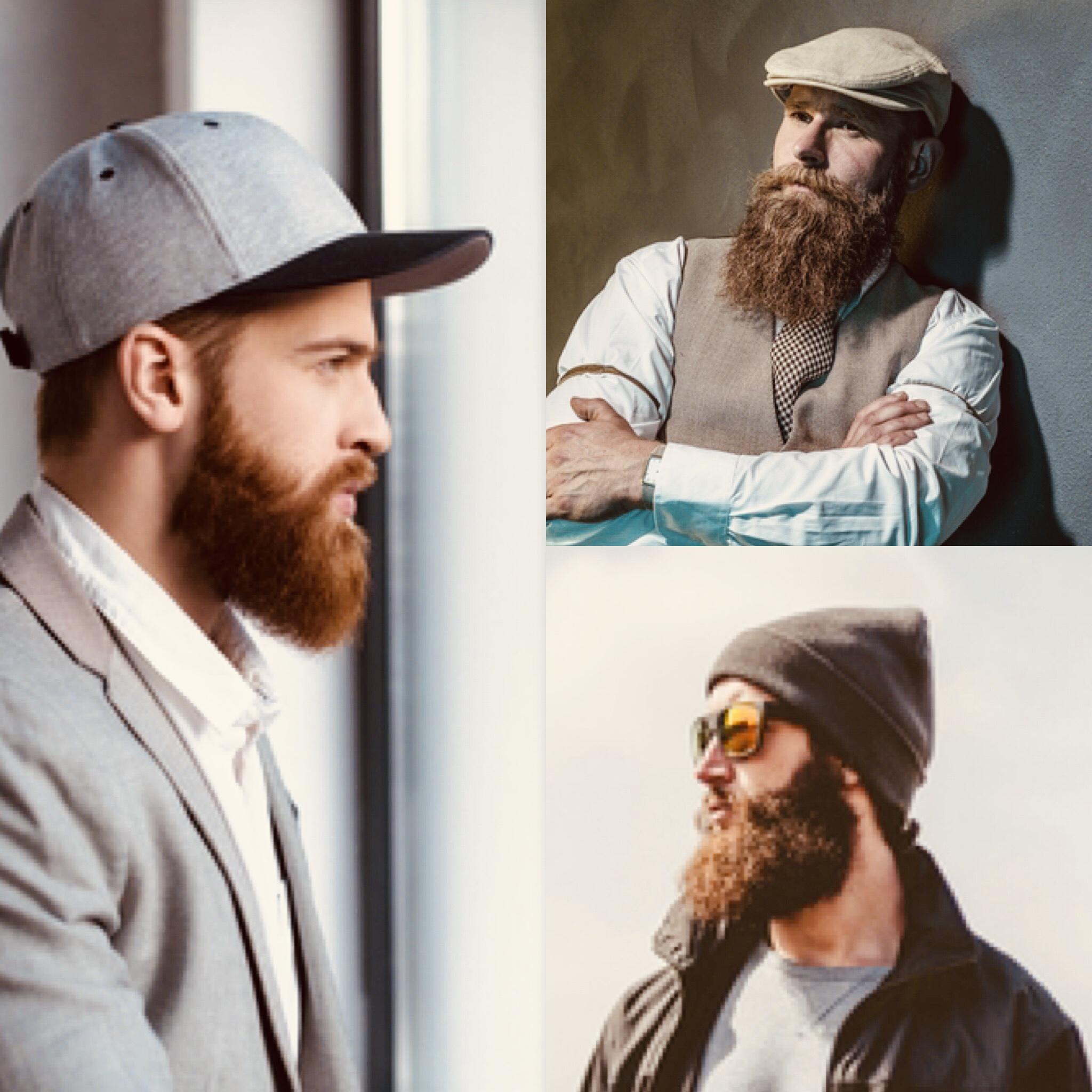 Glatze outfit mit für männer Glatze schneiden