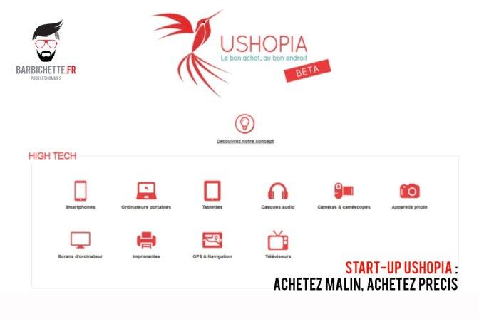 Ushopia - Beta