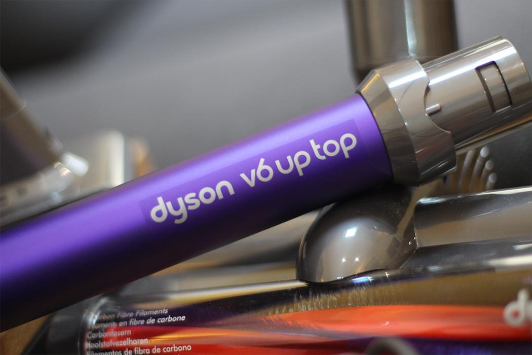 Aspirateur par Dyson
