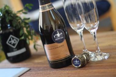 La box champagne