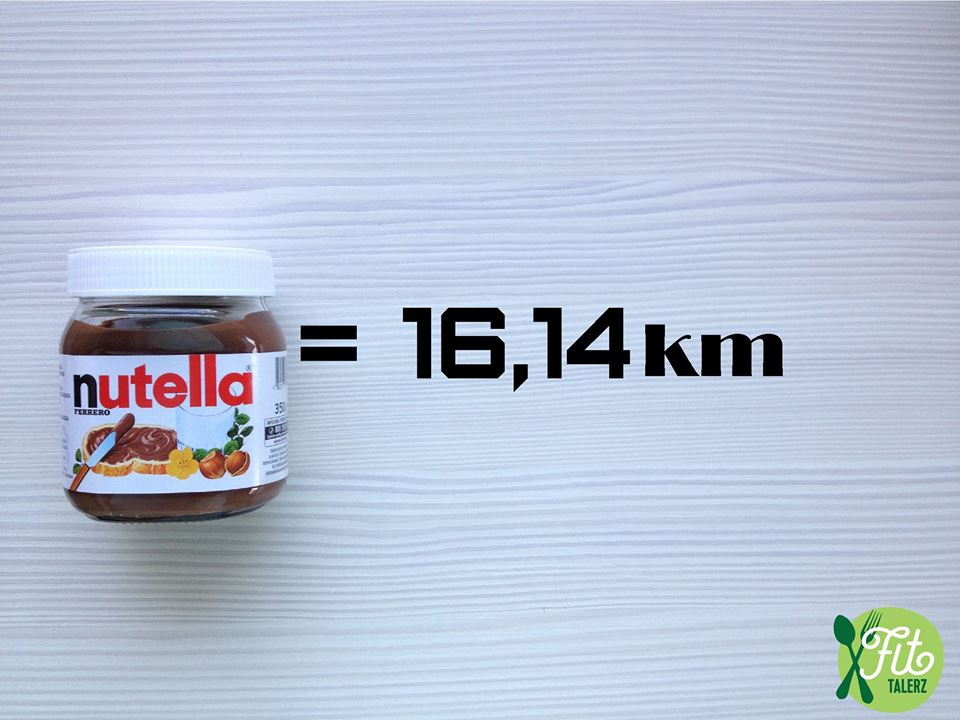 Nutella calories