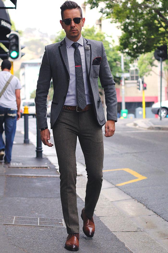 Look Masculin & accessoires